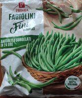 Fagiolini fini surgelati - Prodotto - it