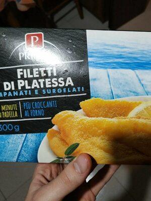 Filetti di platessa - Prodotto - it