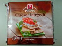Cracker integrali - Produkt - it