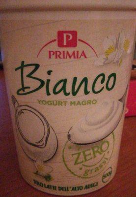 Yogurt bianco magro - Produit