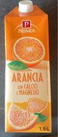 Arancia con calcio e magnesio - Prodotto - it