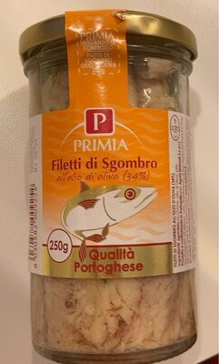 Filetti di Sgombro - Prodotto - it