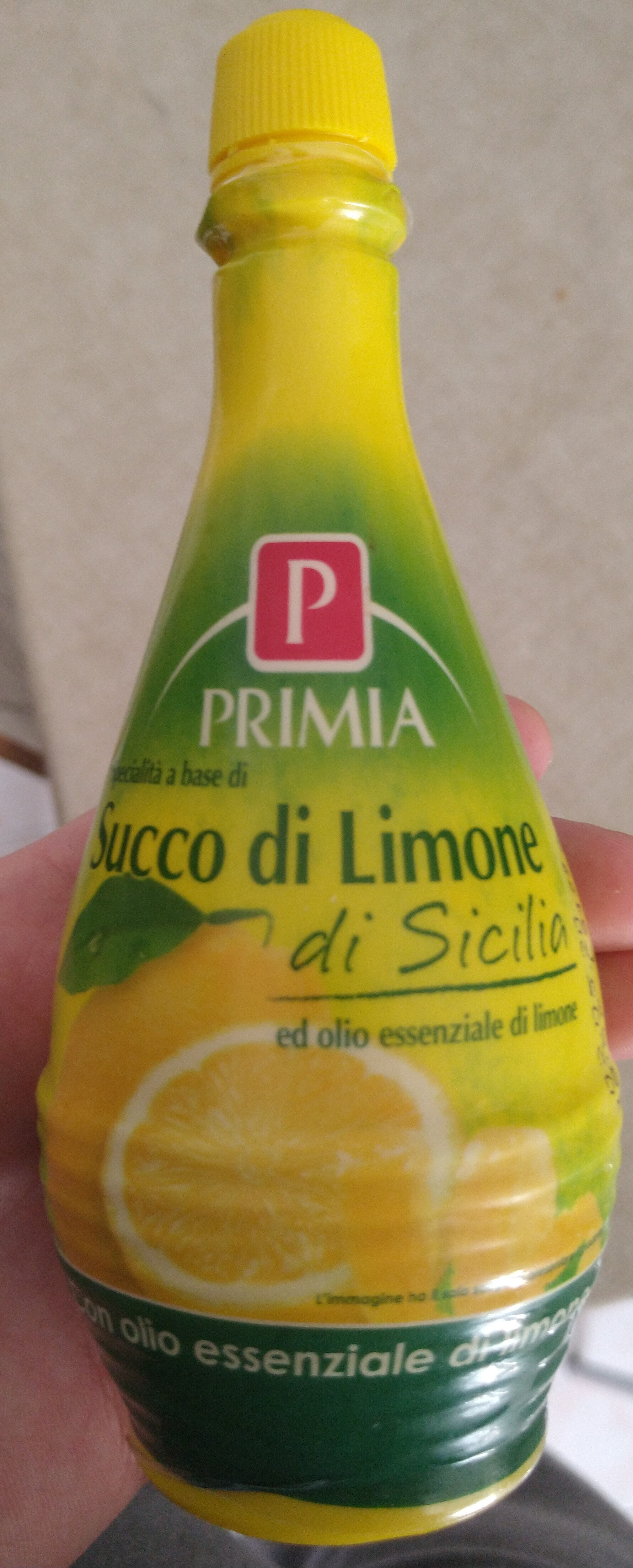 succo di limone - Produit - it