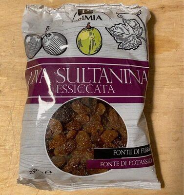 Uva Sultanina essiccata - Produit - it