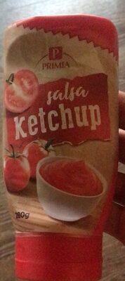 Salsa ketchup - Prodotto