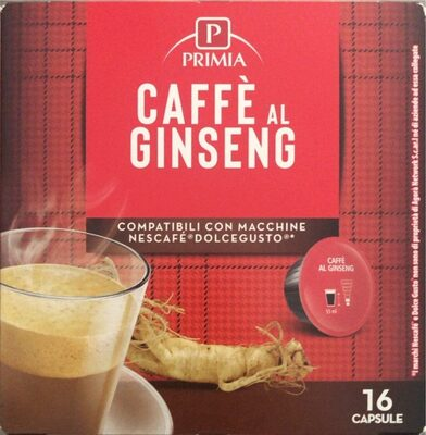 Caffè al gingseng - Prodotto - it