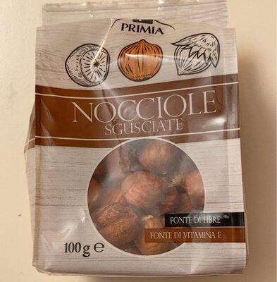 Nocciole sgusciate - Prodotto - it