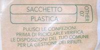 Fiocchi di avena integrale - Istruzioni per il riciclaggio e/o informazioni sull'imballaggio - it
