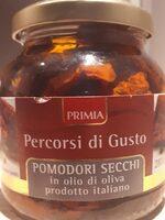 Pomodori secchi in olio di oliva - Produit - fr