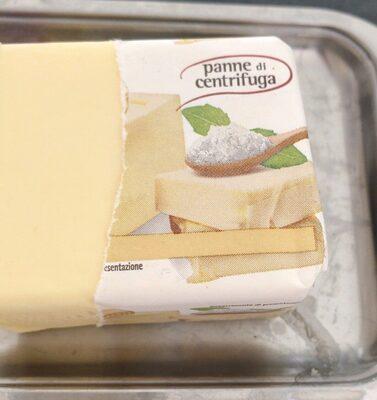 Burro salato - Prodotto - it