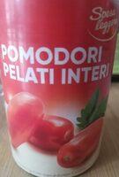 Pomodori pelati interi - Prodotto - it