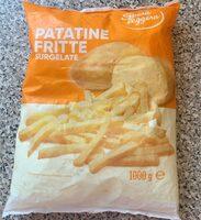 Patatine fritte surgelate - Prodotto - it