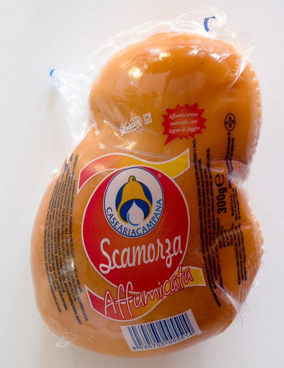 Scamorza Affumicata - Produit - de