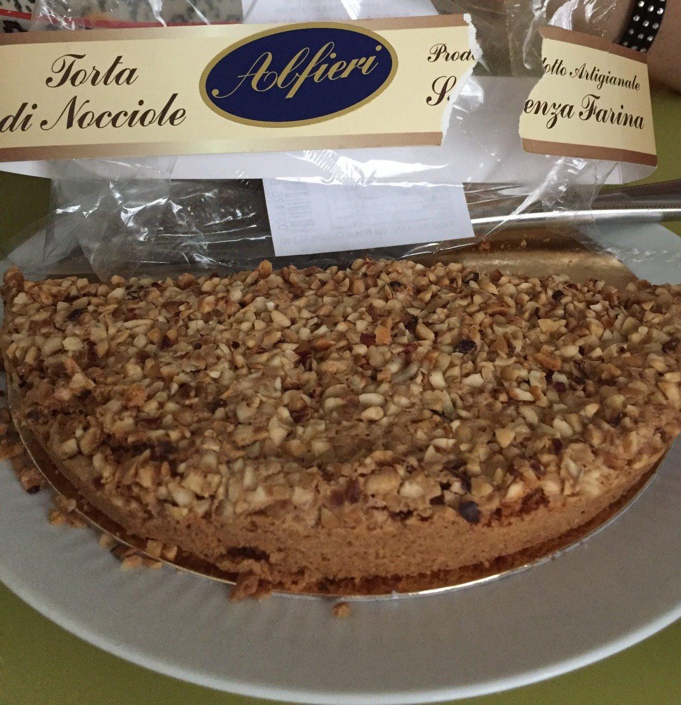 Torte Alfieri Tonda Farcita Nocciola Torta 330 Torte. pronte GR - Product - fr