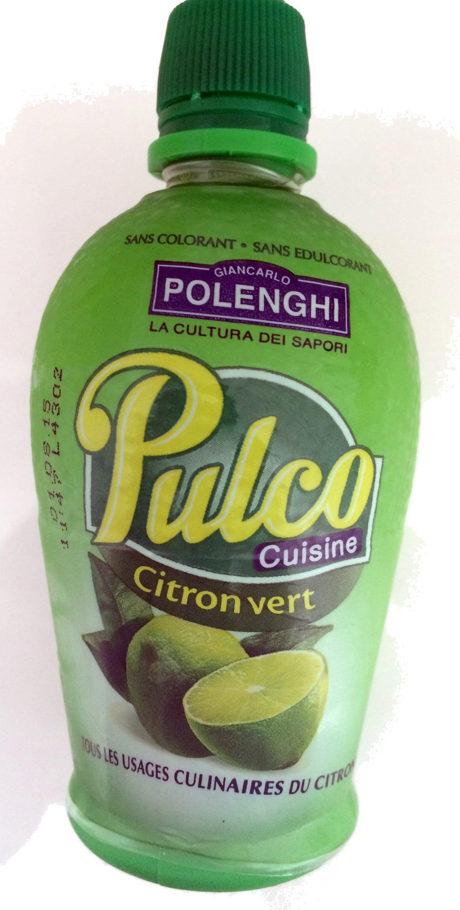 Pulco cuisine - citron vert - Produit - fr