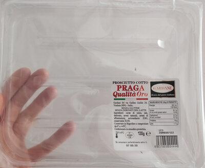 prosciutto cotto Praga qualità oro - Product - it