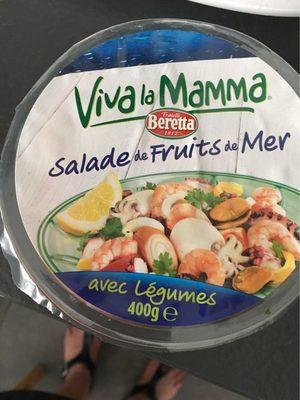 Salade de fruits de mer - Produit - fr
