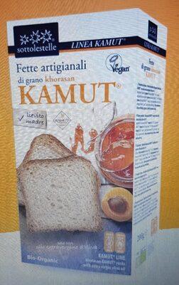 Fette Artigianali di grano Khorasan KAMUT - Produit - it