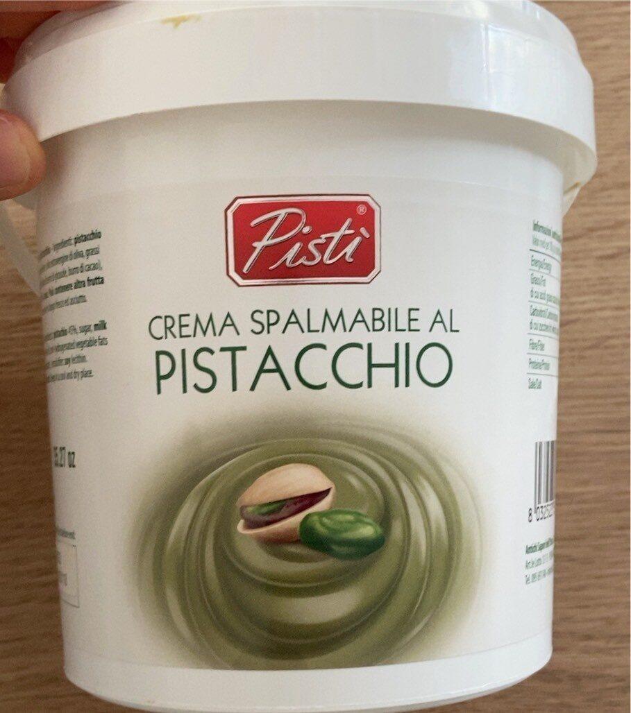 Crema spalmabile al pistacchio - Prodotto - it