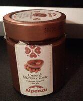Créma di nocciola e cacao - Produit - it