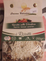risotto alle verdure - Product