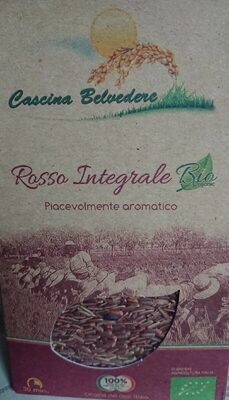 Rosso Integrale rice - Product - fr