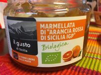 "Marmellata di ""Arancia Rossa di Sicilia IGP"" - Produit - it"