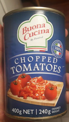 Chopped Tomatoes - Product - en