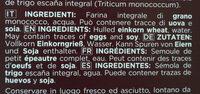 Hammurabi - Ingredients - it