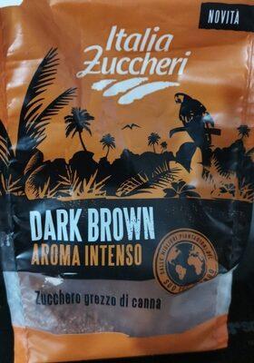 Dark Brown aroma intenso zucchero grezzo di canna - Product - it