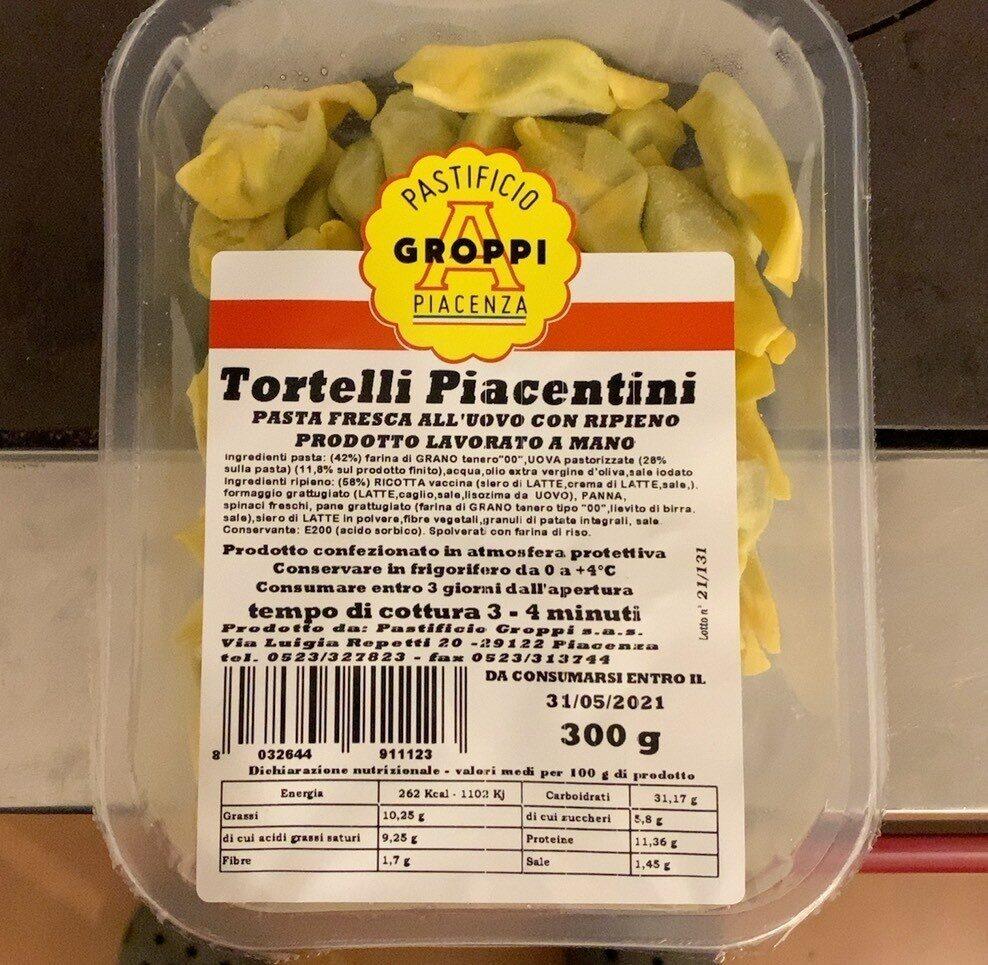 Tortelli Piacentini - Produit - it
