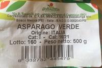 Asparago verde - Product - fr