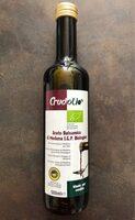 Aceto balsamico di modena IGP BIOLOGICO - Product - fr