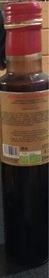 Vinaigre Balsamique 250ML Red 3 Ans Guerzoni - Product