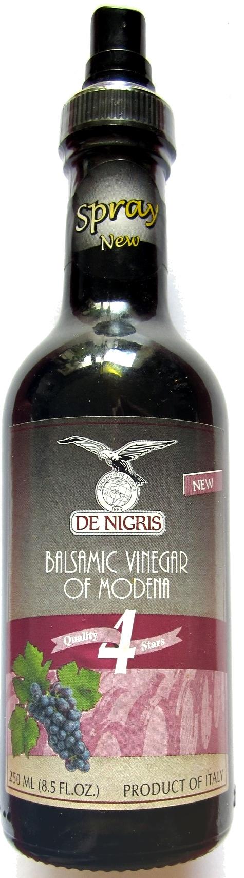 Balsamic vinegar of Modena, spray - Product