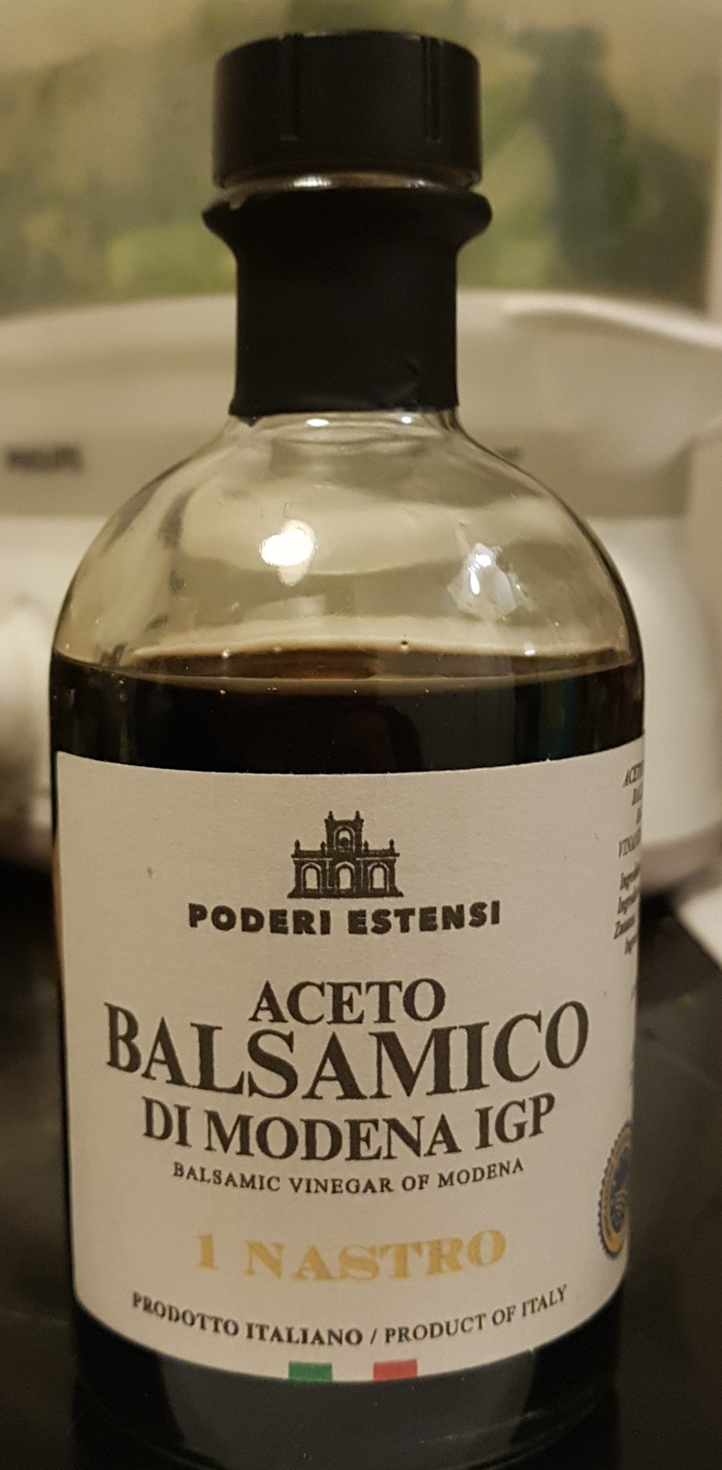 Vinaigre Balsamique De Modene Igp Goccia Nera 25CL - Product