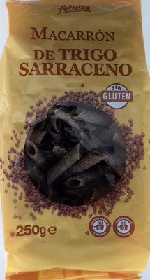 Macarrón De Trigo Sarraceno - Felicia - 250 G