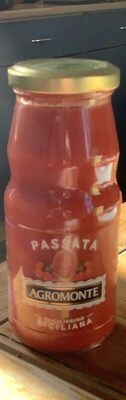 Agromonte, Passata Cherry Tomato Puree - Product - en