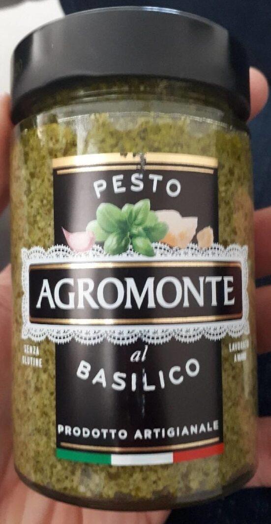 Pesto al basilico - Produit