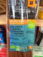 Spaghetti D'epeautre Complet - Product - fr