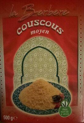 La berbere couscous - Prodotto - fr