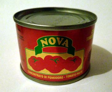 Nova tomato paste - Product