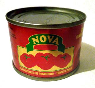 Nova tomato paste - Product - nl