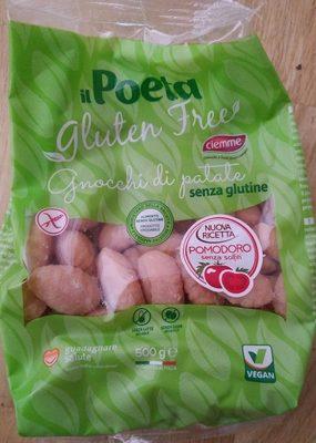 Gnocchi di patate - Product - fr