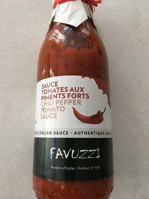 Sugo di pomodoro all' arrabbiata - Product - fr
