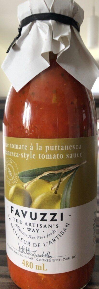 Sauce tomate à la putanesca - Product - fr