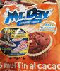 6 Muffin al Cacao - Produkt