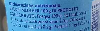 Olive verdi denocciolate - Nutrition facts - it