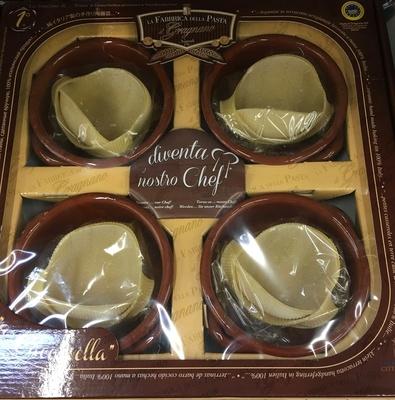 Caccavella (dans 4 terrines en terre cuite) - Produit - fr