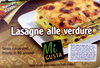 Lasagne alle verdure - 240 g - Mi Gusta ® - Product